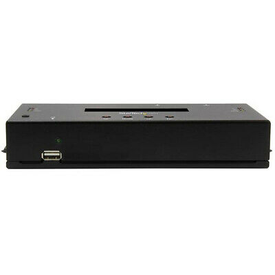 "StarTech.com 1:1 Standalone Hard Drive Duplicator and Eraser for 2.5"" / 3.5"""