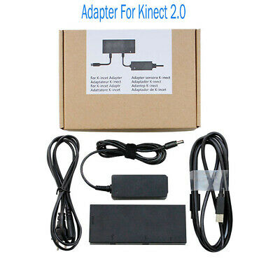 Adapter For Kinect 2.0 Sensor USB 3.0 Adapter For One S One X Win 8 8.1 10 PC