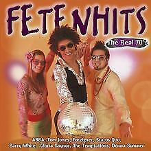 Fetenhits - The Real 70's von Various | CD | Zustand gut