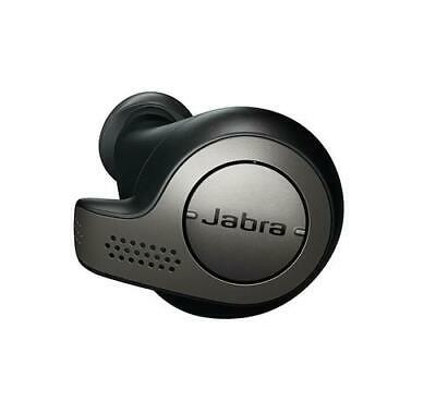 Jabra Elite 65t Replacement Wireless Earbud, Titanium Black, LEFT Earbud Only