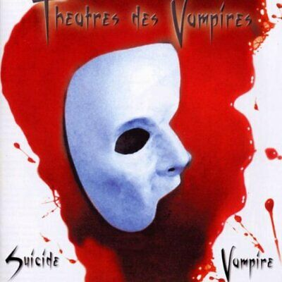 Theatres Des Vampires - Suicide Vampire - Theatres Des Vampires CD OVVG The Fast