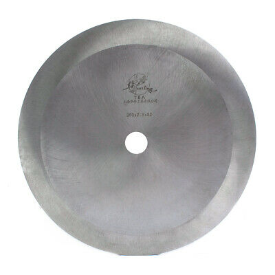 """350mm 14"""" HSS Circular Saw Blade Cutting Discs Bore 32mm for Wood Metal Working"""
