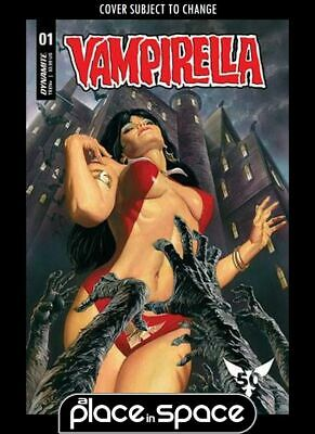 Vampirella, Vol. 6 #1B - Alex Ross (Wk29)