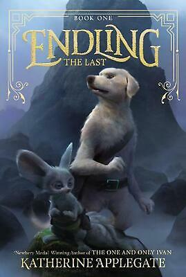 Endling: The Last by Katherine Applegate (English) Paperback Book Free Shipping!