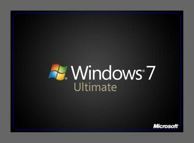 Windows 7 Ultimate Vollversion 64 Bit Produktschlüssel (Key) Email Versand
