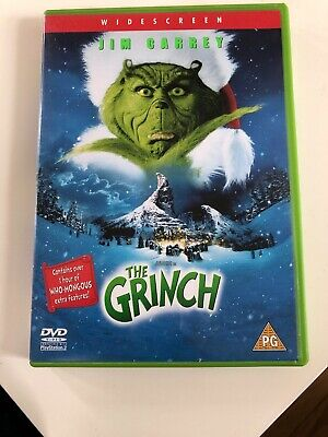 dvd the grinch (2000)