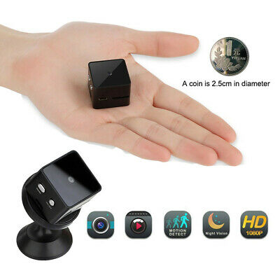 A8 Mini Camera Small Camcorder 1080P High Definition Night Vision Motion Camra C