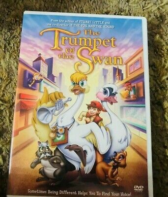 Trumpet of the Swan (DVD, 2001) Great Shape