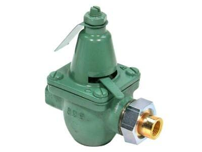 "Taco 329T-3 1/2"" IPS Cast Iron Pressure Reducing Valve With Threaded Union"