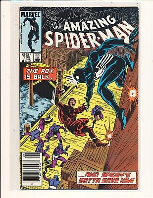 Amazing Spider-Man #265 (1963) 1st Appearance of Silver Sable FINE+