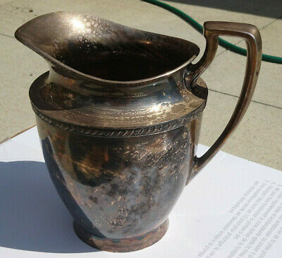 Melford Silver Plated Pitcher