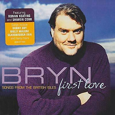 First Love - Songs from the British Isles, Bryn Terfel, Used; Good CD