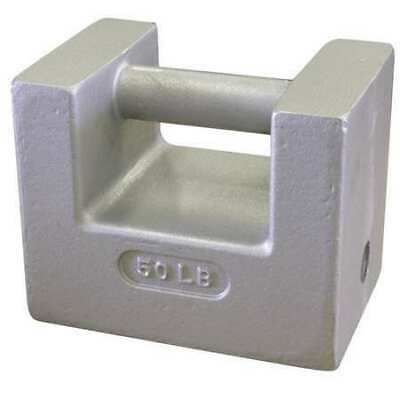 RICE LAKE WEIGHING SYSTEMS 12839 Calibration Weight,50 lb.,Painted