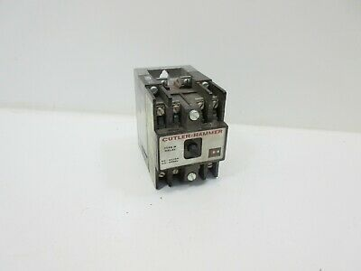 CUTLER HAMMER D26MB SERIES A2 RELAY TYPE M w/26MPR/D26MPL/D26MPS  *60 DAY WRNTY*