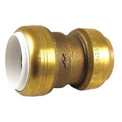 "SHARKBITE UIP4020 1"" Push-to-Connect Brass Transition Coupling"