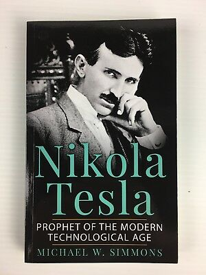 NIKOLA TESLA THE Modern Prometheus Who Changed the World 6