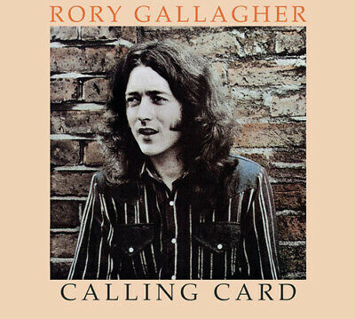 Rory Gallagher : Calling Card CD (2013)