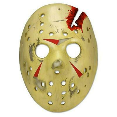 Friday the 13th - Prop Replica - Jason Mask Part 4 Final Chapter - NECA Free Shi