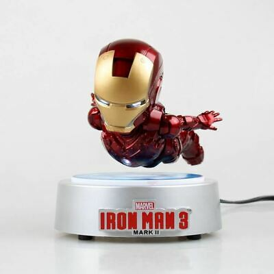 [Limited] The Avengers Rotating flying Iron man MK magnetic floating ver. with L