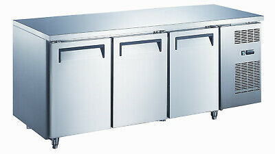 NEW - MITCHEL UB500-R 3 Door Undercounter Refrigerator