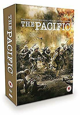 The Pacific: The Complete HBO Series [DVD] [2010], , Used; Good DVD