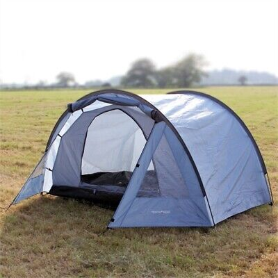 North Gear Camping Exodus Waterproof 4 Man Tunnel Tent