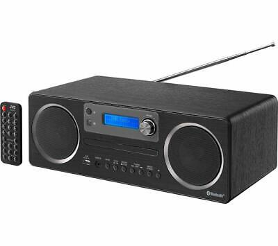 JVC RD-D70 All-In-One Hi-Fi with Bluetooth, USB, DAB/FM Radio, CD Player and Aux