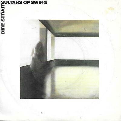 "Dire Straits Sultans Of Swing Rare picture sleeve UK 45 7"" sgl +Picture Sleeve"