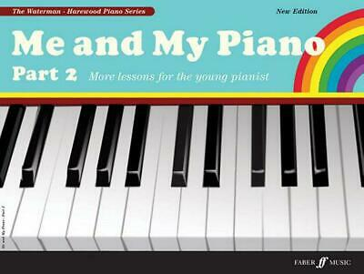 Me and My Piano Part 2 by Fanny Waterman (English) Paperback Book Free Shipping!