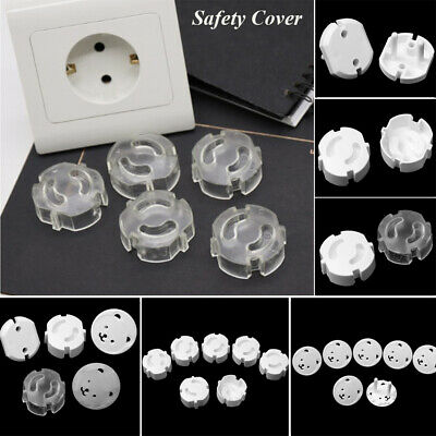 Standard Proof Anti-Electric Power Socket Plug Outlet Guard Protector Cover