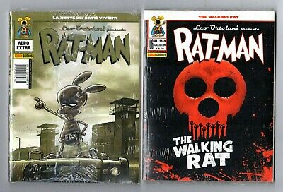 1-  Rat-Man Collection-  N° 106 -   Leo Ortolani- Manga Panini Comics-  Blister