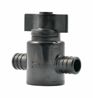 SharkBite  3/4 in. 3/4 in. Barb  PEX Barb  Ball Valve