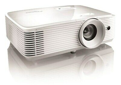 Optoma WU337 Completo 3D Proyector DLP Lan 20,000 : 1 3,600 Lumens 1920x1200