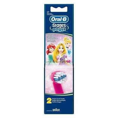 Oral-B Stages 4 Testine per spazzolino Stages Power per bambini