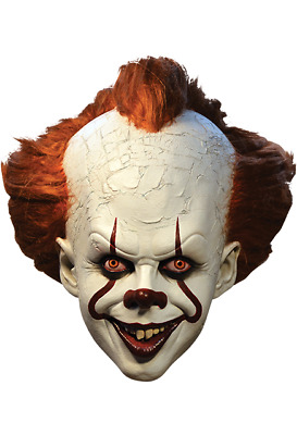 It - Pennywise Deluxe Edition Mask Mask Trick Or Treat Studios Presale Mask 2019