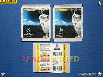 Panini★CHAMPIONS LEAGUE 2008/2009★2x Tüte/packet/pochette/bustine - sealed