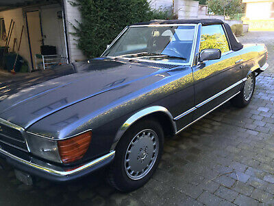 Mercedes-Benz SL 380    1983