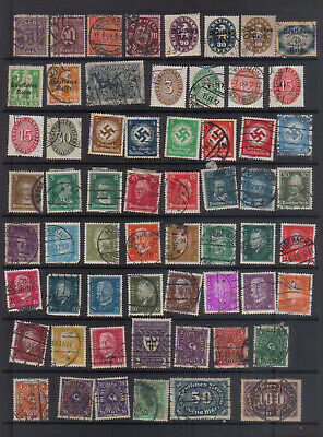 Germany Used Collection 1