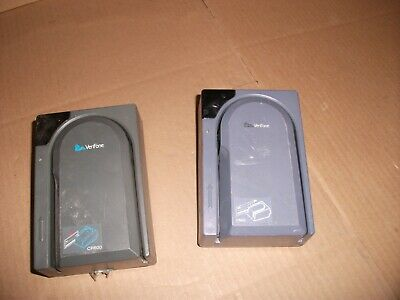 VeriFone CR600 Desktop Check Reader  - CR 600 + 2PC+