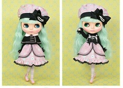 "CWC Takara Tomy Neo Blythe Doll Cream Cheese and Jam 12"" 1/6 Fashion Doll"
