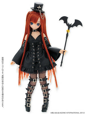 Majokko Raili littlewitch of the Snow Azone Direct Store Limited Fashion Doll