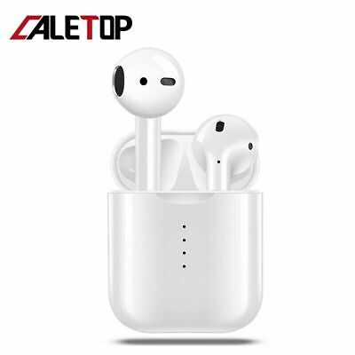 TWS Wireless Earphone V8 TWS Earphone Bluetooth5.0 Touch Control with Microphone