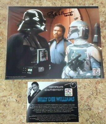 Topps Star Wars Digital Card Trader ESB Selects Actor Billy Dee Williams Insert