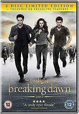 The Twilight Saga: Breaking Dawn - Part 2 (2 Disc Limited Edition) [DVD], , Used