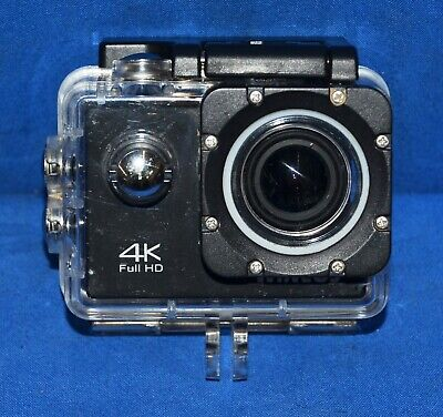 WiMiUS 4K Sports Action Camera Touchscreen HD 16MP Underwater WiFi Cam