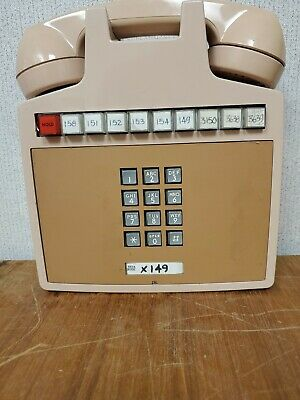 Vintage Western Electric Multi-Line Business Office phone