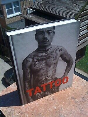 Tattoo / Hardcover / 2014 / Catalog To The Exhibition / Pascal Bagot,Others