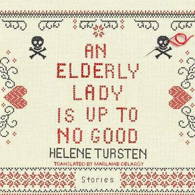 An Elderly Lady Is Up to No Good by Helene Tursten (English) Compact Disc Book F