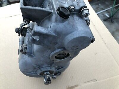 COMEX TRANSAXLE GEARBOX Differential F/N/R axles and brake