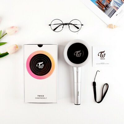 Twice KPOP Lightstick Ver.2 Candy Bong Z Concert Light Stick Glow Lamp Momo